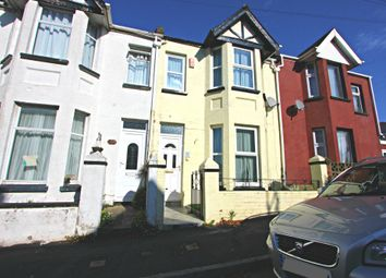 3 bed terraced house for sale in Empire Road, Torquay TQ1