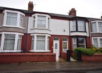 Thumbnail 4 bedroom terraced house for sale in Rowson Street, Wallasey, Merseyside