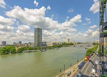 Thumbnail 2 bed flat for sale in The Dumont, Albert Embankment, Nine Elms, London