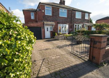 Thumbnail 3 bed semi-detached house for sale in Piggott Street, Farnworth, Bolton