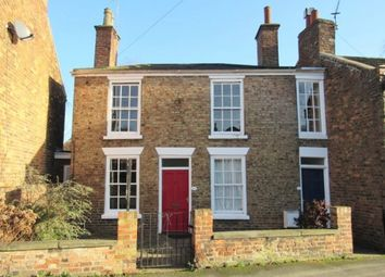 Thumbnail 2 bed terraced house to rent in Newmarket, Louth