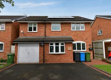 Thumbnail 6 bed detached house for sale in Micklewood Close, Penkridge, Stafford