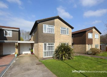 Thumbnail 4 bed detached house for sale in Hampton Crescent West, Cardiff