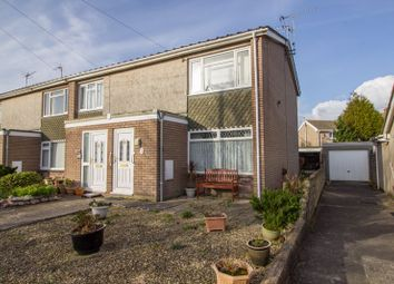 Thumbnail 2 bed flat for sale in Beechwood Drive, Penarth