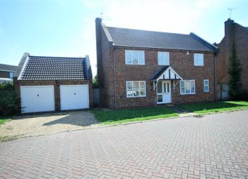 4 bed detached house for sale in Estella Way, Spalding PE11