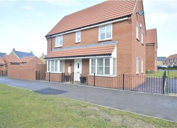 Thumbnail 3 bed end terrace house for sale in Tawny Close, Bishops Cleeve