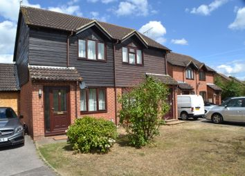 Thumbnail 2 bed semi-detached house to rent in Justice Close, Thatcham