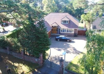 Thumbnail 6 bed detached house for sale in Golf Links Road, Ferndown