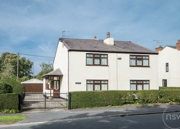 Thumbnail 4 bed detached house for sale in Skelmersdale Road, Bickerstaffe, Ormskirk