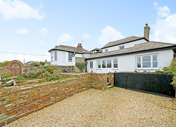 Thumbnail 4 bed cottage for sale in West Pentire, Crantock, Newquay