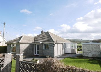 Thumbnail 3 bed detached bungalow for sale in Fosters Lane, Tintagel