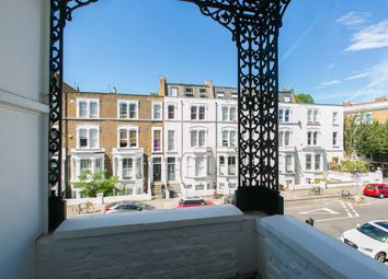 Thumbnail 1 bed flat to rent in Sinclair Road, London