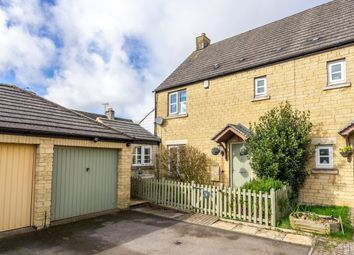 Thumbnail 3 bed semi-detached house for sale in Windyridge, Bisley, Stroud