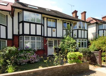 4 bed terraced house for sale in Princes Avenue, London W3