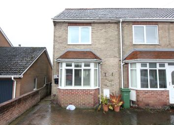 Thumbnail 2 bed end terrace house for sale in Old Village Road, Little Weighton, Cottingham