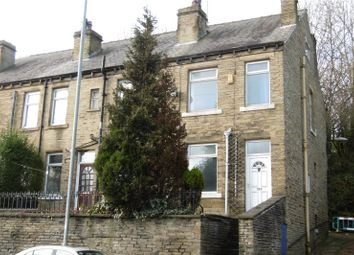 Thumbnail 3 bed end terrace house to rent in Bradford Road, Brighouse