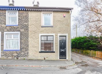 Thumbnail 2 bed terraced house for sale in Talbot Street, Briercliffe, Burnley