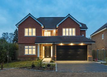 Thumbnail 5 bed detached house for sale in Belmont Court, Bookham, Leatherhead