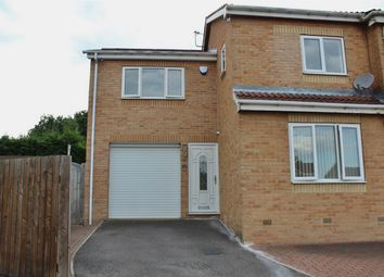 Thumbnail 3 bed semi-detached house for sale in Farnaby Drive, High Green, Sheffield, South Yorkshire