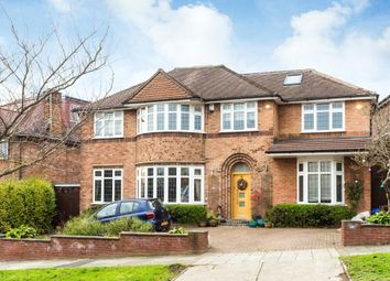 Thumbnail 6 bed detached house for sale in Michleham Down, Woodside Park