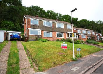 Thumbnail 3 bed semi-detached house for sale in Den Hill, Eastbourne