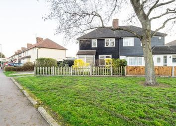 Thumbnail 3 bedroom property to rent in Hunters Hall Road, Dagenham