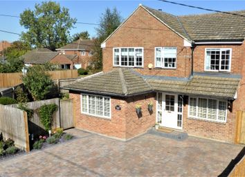 Thumbnail 4 bed detached house for sale in Wantage Road, Didcot, Oxfordshire
