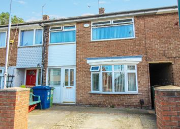 Thumbnail 3 bed terraced house for sale in Wilton Way, Middlesbrough, Cleveland