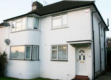Thumbnail 2 bed maisonette to rent in Westmere Drive, Mill Hill, London
