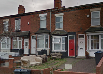 Thumbnail 3 bed terraced house for sale in Phillimore Road, Birmingham, West Midlands