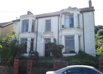 Thumbnail 4 bed detached house for sale in Southend Terrace, Pontlottyn