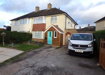 Thumbnail 4 bed semi-detached house for sale in Ellerby Avenue, Clifton, Nottingham