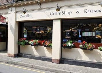 Thumbnail Restaurant/cafe for sale in Lion Street, Dolgellau