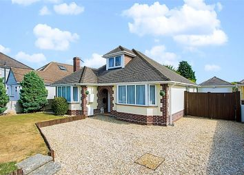 Thumbnail 4 bed detached bungalow for sale in Ashley Lane, Hordle, Lymington, Hampshire