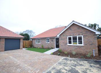 Thumbnail 3 bed detached bungalow for sale in Plot 4 Whitegates Court, Little Clacton