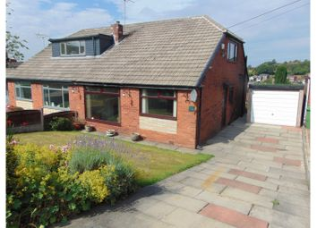 Thumbnail 4 bed semi-detached bungalow for sale in Brookside Avenue, Oldham
