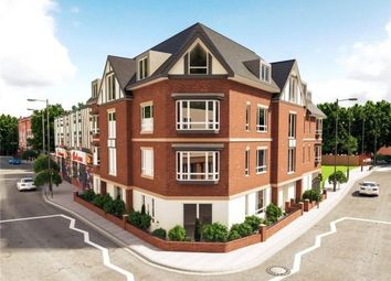 Thumbnail 1 bed flat for sale in Kings Oak Development, 356 High Street, Harborne