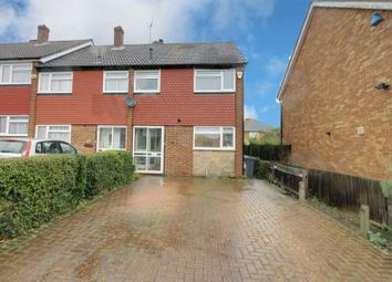 Thumbnail 3 bed end terrace house for sale in Youngmans Close, Enfield