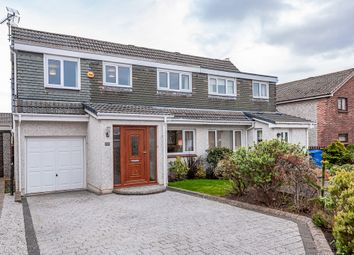Thumbnail 4 bed semi-detached house for sale in Dovecot Park, Linlithgow