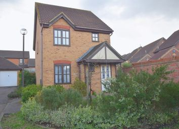 Thumbnail 3 bed detached house for sale in Gratton Court, Emerson Valley, Milton Keynes