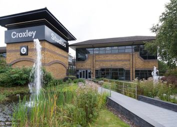 Thumbnail Office to let in Croxley Studios, Croxley Park, Watford