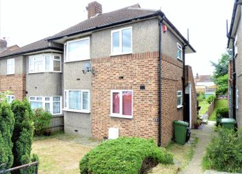 Thumbnail 2 bedroom maisonette for sale in Downbank Avenue, Barnehurst, Kent