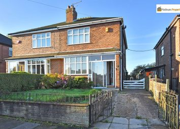 Thumbnail 3 bed semi-detached house for sale in Crestfield Road, Meir