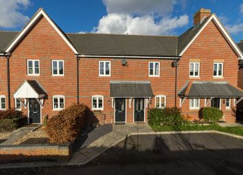 Thumbnail 2 bed terraced house for sale in School Close, Westergate, Chichester