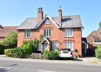Ashford Road, St. Michaels, Tenterden, Kent TN30. 3 bed terraced house