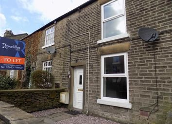 Thumbnail 2 bedroom terraced house to rent in Macclesfield Road, Whaley Bridge, High Peak