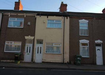 Thumbnail 3 bed terraced house for sale in Tunnard Street, Grimsby, South Humberside