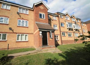 Thumbnail 1 bed flat to rent in Brighstone Court, Oakhill Road, Purfleet, Essex