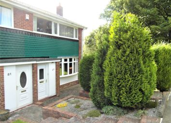 Thumbnail 3 bed terraced house for sale in Hillhead Parkway, Newcastle Upon Tyne