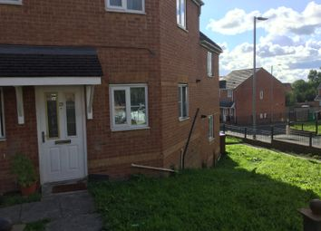 Thumbnail 3 bed semi-detached house for sale in Bloomfield Drive, City Centre